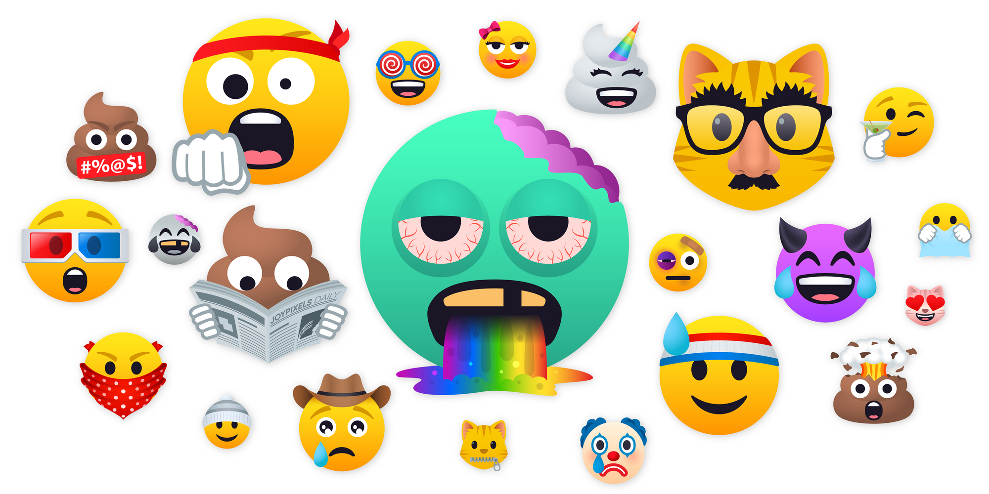 Joypixels Emoji As A Service Formerly Emojione